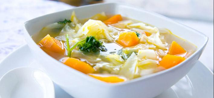 овощной-суп
