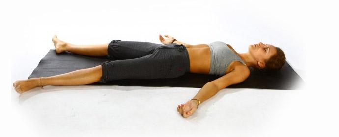 отдых-йога