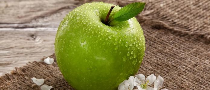 мытое яблоко